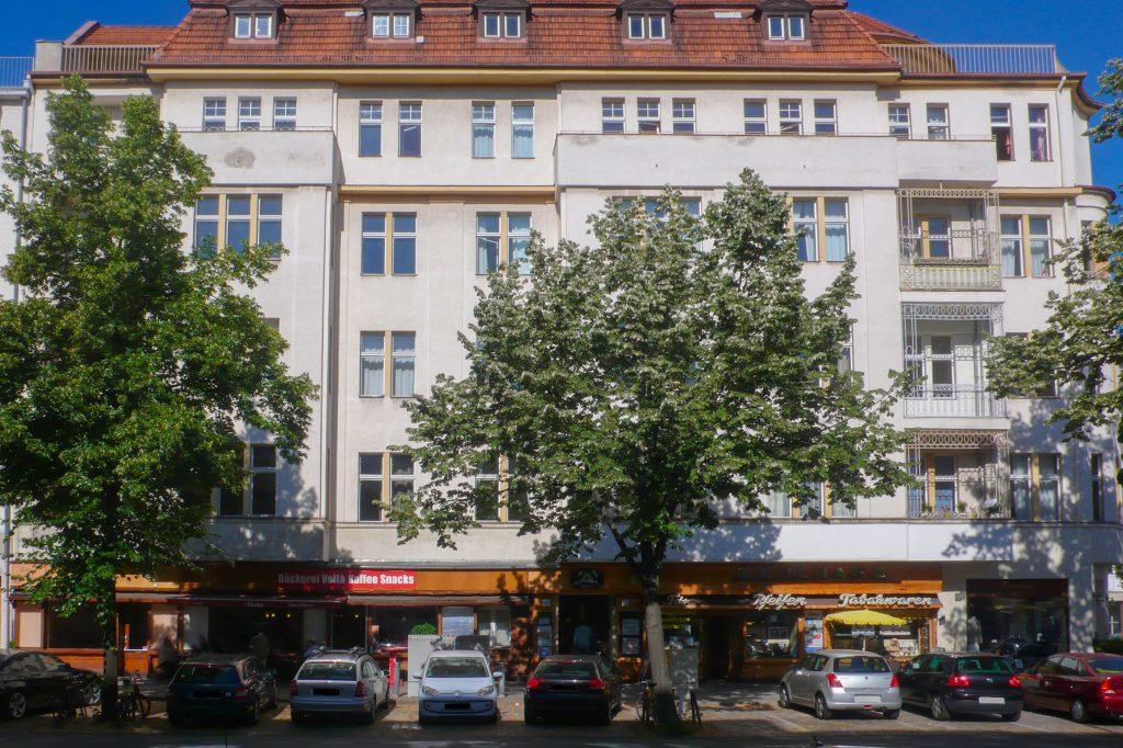Schlüterstraße